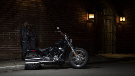Harley-Davidson Softail Standard – Cruiser esențial