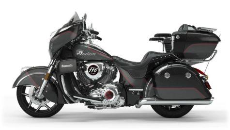 Indian Roadmaster Elite în varianta îmbunătățită pentru 2020