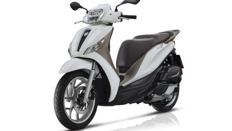 Piaggio Medley în varianta îmbunătățită pentru 2020
