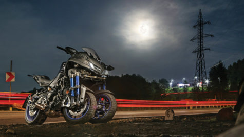 Yamaha Niken – Evoluția speciei?