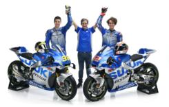 Noul Suzuki GSX-RR pentru sezonul 2020 din Moto GP