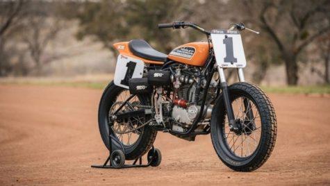 Modelul XR750 de la Harley Davidson aniversează 50 de ani
