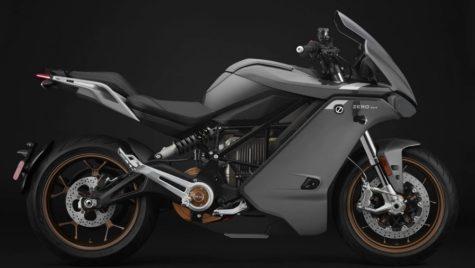Zero SR / S un nou model sport tourer cu propulsie electrică