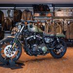 Proiectul Hero Iron al Harley-Davidson București în forma finală