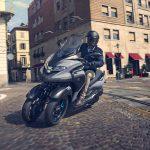 Yamaha Tricity 300: prețuri oficiale și pachetele de accesorii