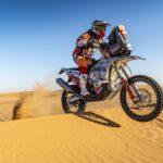 Mani Gyenes ia al 11-lea start în Raliul Dakar