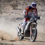 Mani Gyenes – Dakar 2021: la 18 minute de lider după ziua a 4-a