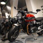 Primul showroom Triumph din România